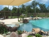 pool with rock edging lifestyle solutions