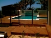 rectangular pool with decking surround 2 lifestyle solutions